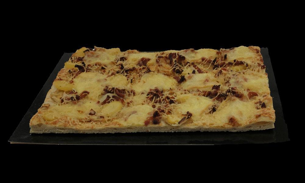 Les pizzas Gourmandes pâte épaisse